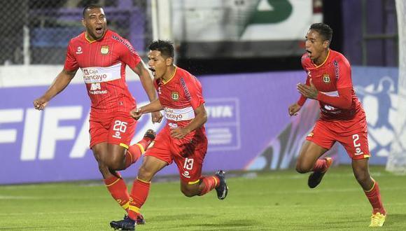 Sport Huancayo se medirá con Coquimbo Unido en octavos de final de la Copa Sudamericana. (Foto: AFP)