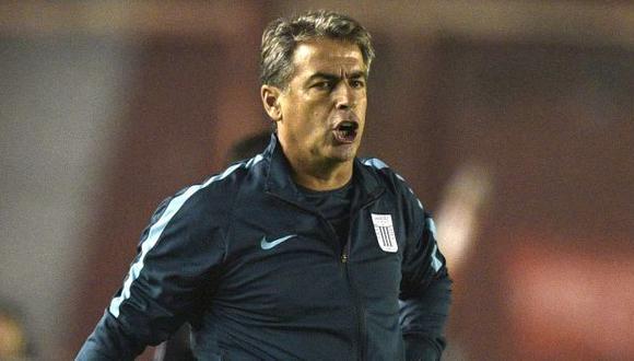 Pablo Bengoechea desea el mejor inicio de temporada para Alianza Lima. (Foto: AFP)