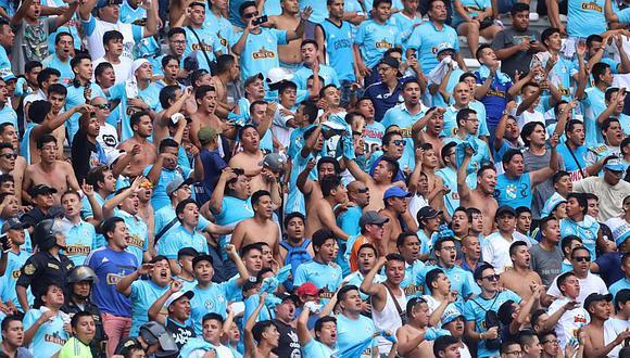Sporting Cristal explica por qué tardó el ingreso de hinchas al Nacional