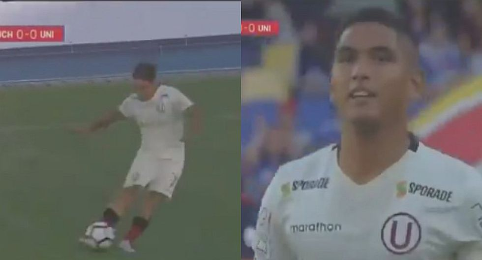 Asistencia de Hohberg y Siucho marca el gol de Universitario [VIDEO]