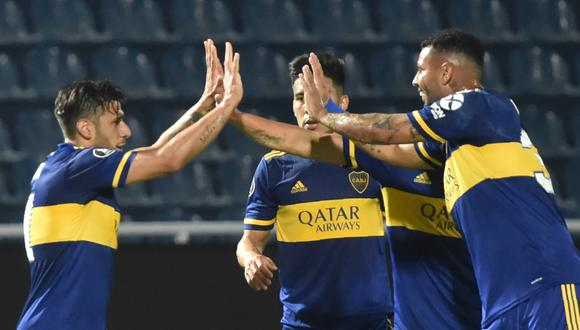 Copa Libertadores: Boca 2-0 Libertad: victoria 'xeneize', resumen y goles del partido por | NOTICIAS EL BOCÓN PERÚ