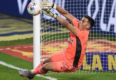 Alan Díaz, la figura del Boca-River, se lucía atajando penales en torneos barriales | VIDEO