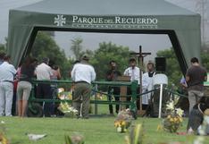 Día de Todos los Santos: ingreso a cementerios del Parque del Recuerdo el 1 de noviembre será con previa cita