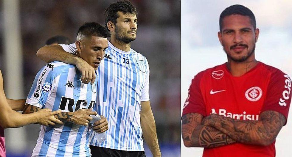 Lo echaron en Argentina y podría hacer dupla con Guerrero en Inter