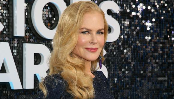 "Nicole Kidman apostará de nuevo por las series con ""Things I Know to Be True"". (Foto: AFP/Frederic J. Brown)"
