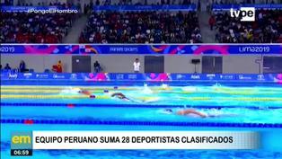 28 deportistas peruanos competirán en los Juegos Olímpicos de Tokio