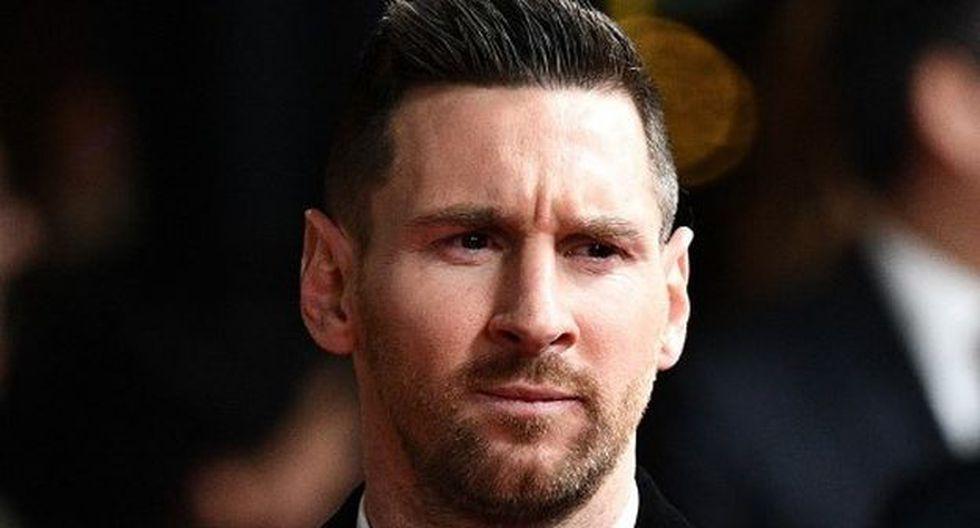 Lionel Messi ganó su sexto Balón de Oro y ya supera por un premio a Cristiano Ronaldo. (Foto: AFP)
