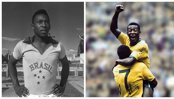Pelé: 'O Rei' cumple 78 años de edad