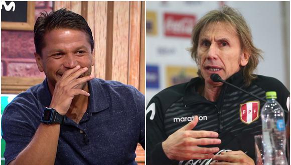 Pedro García espera que la Selección Peruana tenga un buen resultado ante Brasil.