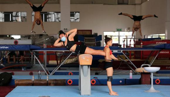 Deportistas destacan que el Polideportivo 1, ubicado en la VIDENA, administrada por Legado, ayuda a optimizar su rendimiento