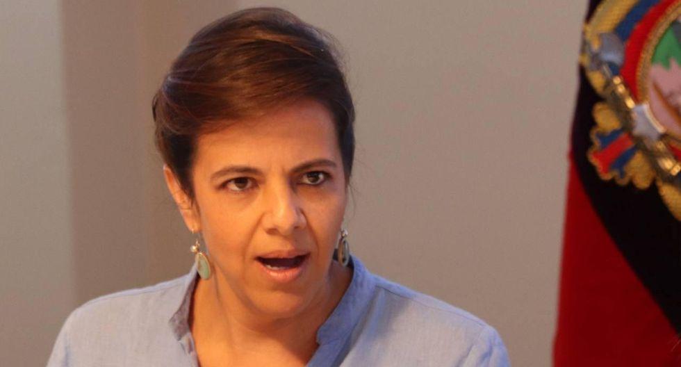 Multas por incumplir el aislamiento obligatorio serán cobradas a través de los servicios básicos, afirmó la Ministra de Gobierno, Maria Paula Romo
