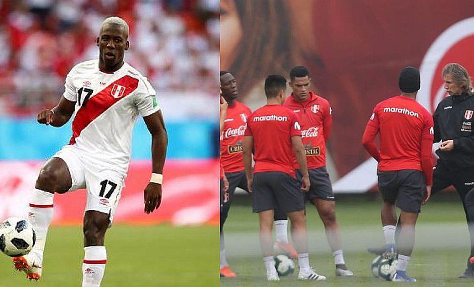 Perú vs. Costa Rica: Luis Advíncula será el capitán en el amistoso ante los costarricenses