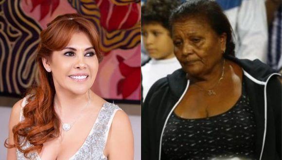 """Magaly Medina a """"Doña Peta"""": """"No son la realeza de nuestro país"""" (Foto: Instagram/GEC)"""