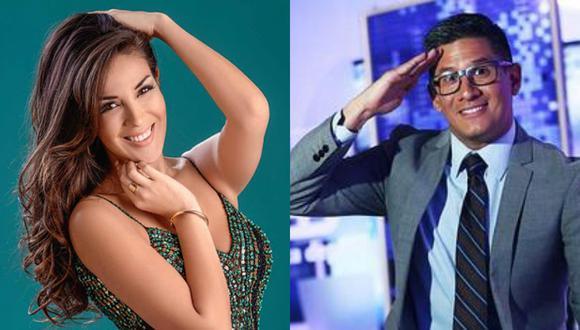 El periodista deportivo, Erick Osores bromeó con Silvia Cornejo tras publicar un video en Instagram de hace algunos años cuando ambos coincidieron en América Noticias