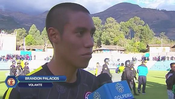El consejo del 'Chorri' Palacios a su hijo antes de marcar su primer golazo
