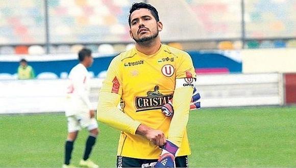 Raúl Fernández pasa por el quirófano y se despide de Universitario