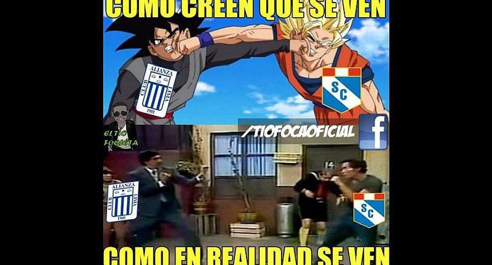Sporting Cristal vs. Alianza Lima: memes calientan el partido [FOTOS]