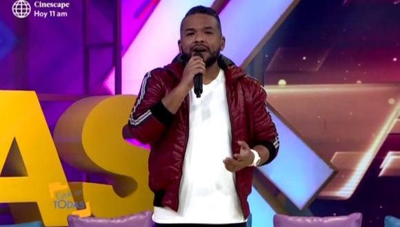 Gerente de América Televisión sobre 'ampay' de 'Choca' Mandros. (Foto: captura de video).