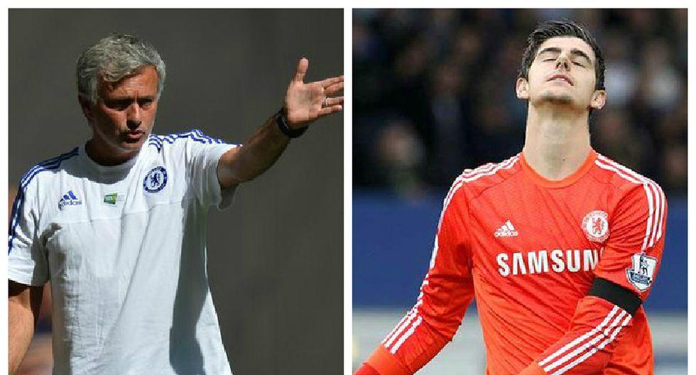 Chelsea: Arquero Thibaut Courtois se lesionó y estará de baja varios meses