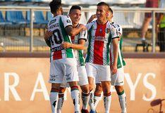 Palestino goleó 5-1 Cerro Largo y avanzó a la Fase 3 de la Copa Libertadores 2020
