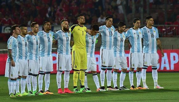 Seleccionado argentino se rompió meniscos y se perdería Rusia 2018