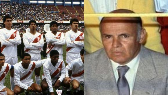 La 'Bicolor' hizo una campaña de la vergüenza en las Eliminatorias a Italia 1990 de la mano de Pepe