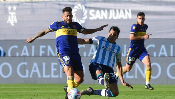 Racing y Boca Juniors empataron 0-0 y todo se definió en tanda de penales.