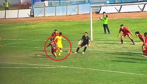 Universitario vs. Coopsol: Pedro Gutierrez anotó el empate tras polémico penal en Huacho | VIDEO