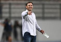 Carlos Bustos dirigirá a Alianza Lima en la Liga 2 este 2021 [FOTO]