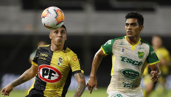 Defensa y Justicia vs. Coquimbo Unido: se enfrentan por la semifinal de vuelta de Copa Sudamericana 2020. (Foto: AFP)