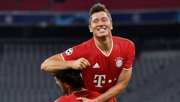 La racha de Bayern Múnich antes de enfrentarse a Barcelona en la Champions League. (Foto: AFP)