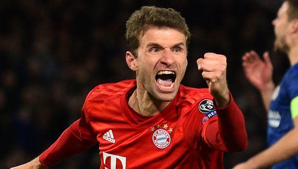 ▷ EN DIRECTO: Bayern Munich vence 3-0 al Chelsea por Champions League en Londres (Photo by Glyn KIRK / AFP)