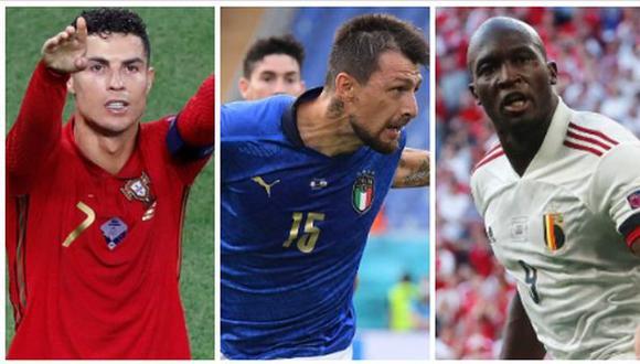 Acerbi se ha enfrentado a Cristiano Ronaldo y a Romelu  Lukaku en el fútbol italiano. (Foto: AFP)