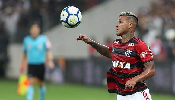 Trauco jugó partidazo, pero Flamengo quedó eliminado de la Copa de Brasil