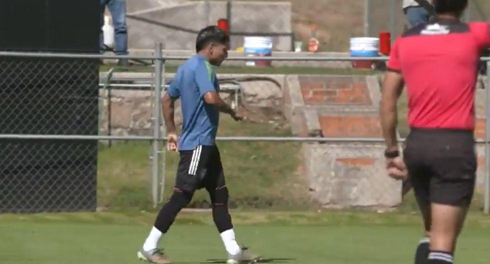 Raúl Ruidíaz le marcó golazo a Alejandro Duarte en amistoso entre Zacatepec y Seattle Sounders   VIDEO Twitter
