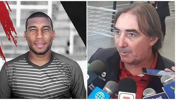 Melgar: la fuerte crítica de Giancarlo Carmona a Jorge Pautasso tras abandonar el club   FOTOS
