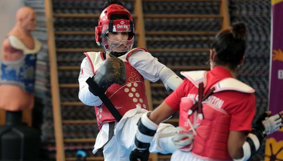 La mejor Para taekwondista de América y medallista de oro en Lima 2019 cuenta detalles de su preparación para los Juegos Paralímpicos Tokio 2020