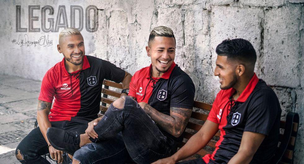 Melgar dio a conocer el diseño de la camiseta de colección para la temporada 2020. (Foto: FBC Melgar)