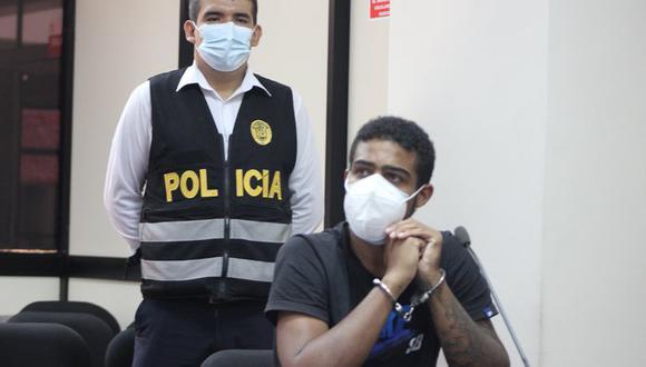 Carlos Guzmán García llegó a cometer hasta diez robos al día. (Foto: Poder Judicial).