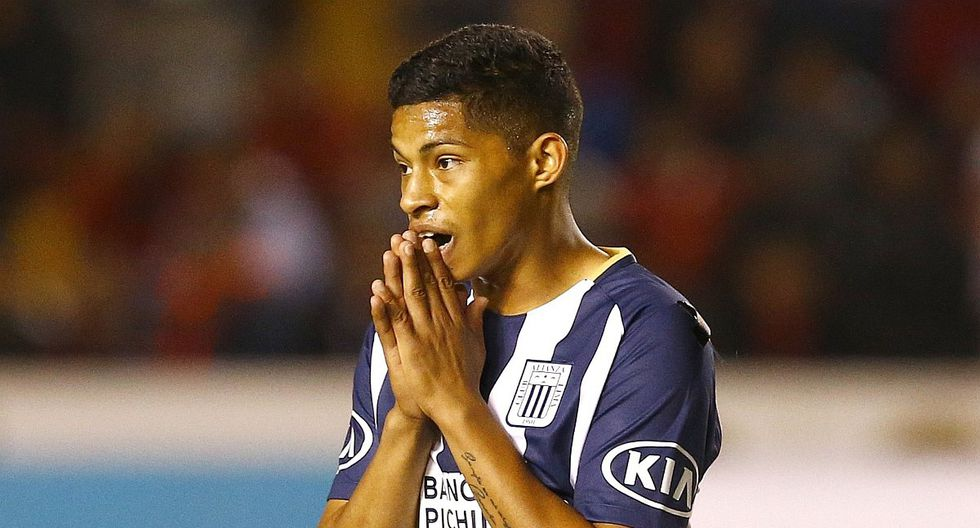 Alianza Lima | Desde Francia revelan por qué Kevin Quevedo no llegará a Nantes de Cristian Benavente | FOTO