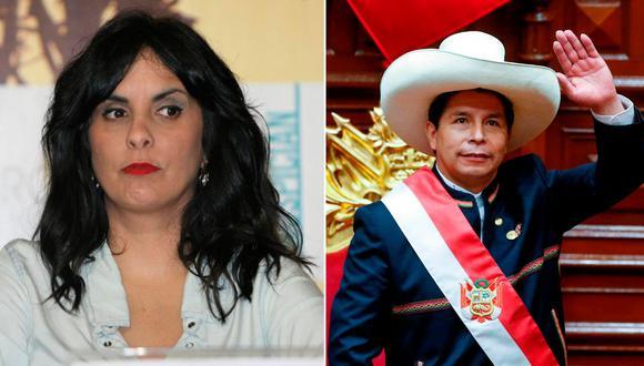 La periodista arremetió contra los votantes de Pedro Castillo, mediante sus redes sociales.
