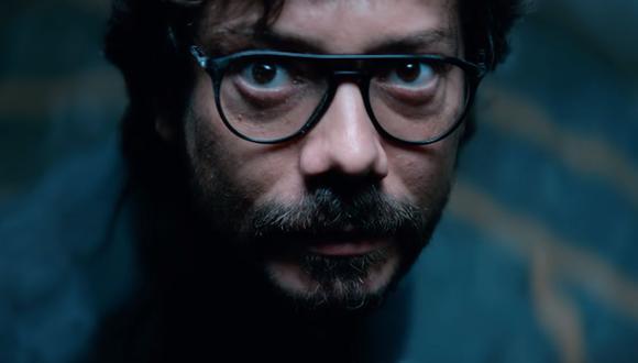 """Netflix revela la fecha de estreno de la última temporada de la exitosa serie """"La casa de papel"""". (Foto: Captura de video)"""