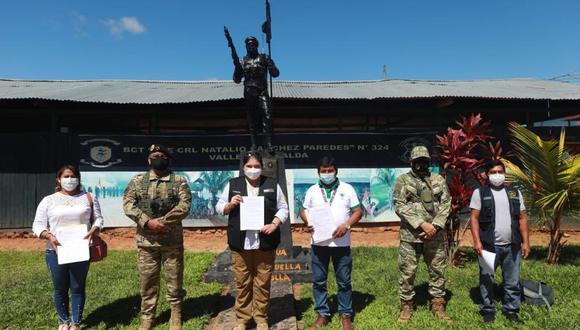 Comando Conjunto de las FF.AA. anunciaron que instalarán una base militar tras ataque terrorista en el Vraem.