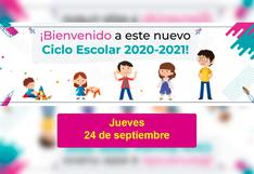 SEP Aprende en Casa II HOY 24 de septiembre: todo sobre las clases para preescolar, primaria, secundaria y bachillerato