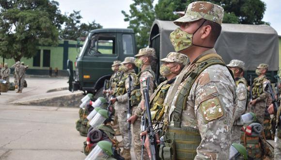 Fuerzas Armadas garantizaron seguridad en comicios por segunda vuelta con 61 mil miembros que pertenecen al Ejército, Marina de Guerra y Fuerza Aérea. (Foto: Comando Conjunto de las Fuerzas Armadas)