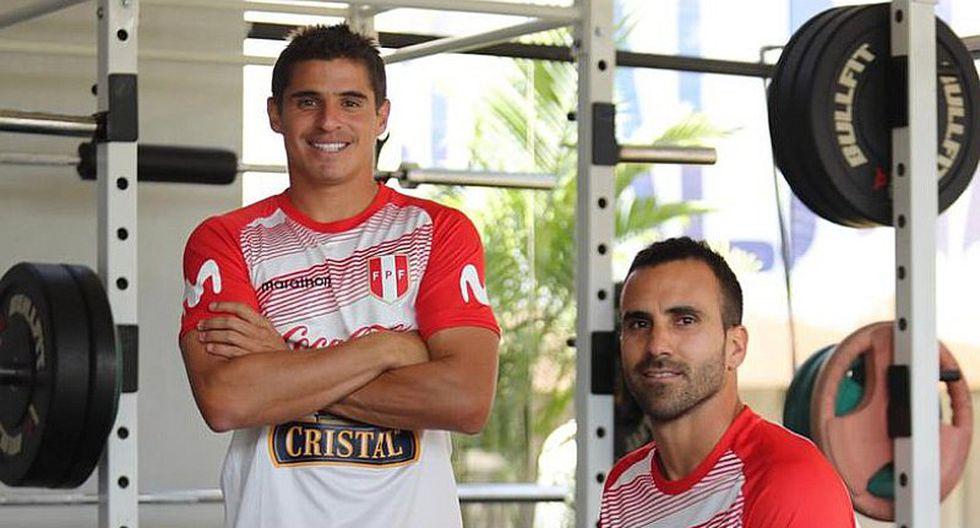 Selección peruana arrancó trabajos en la Videna para amistosos FIFA
