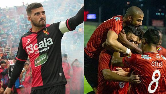 Melgar envía mensaje a Caracas FC previo al duelo por la Libertadores