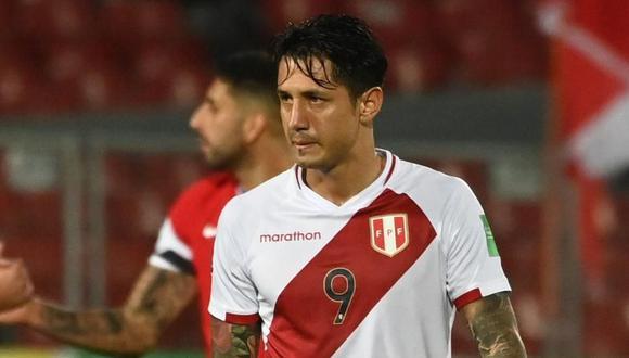 Lapadula tuvo minutos ante Chile y fue titular contra Argentina en la jornada doble de noviembre de las Eliminatorias Qatar 2022. (Foto: GEC)