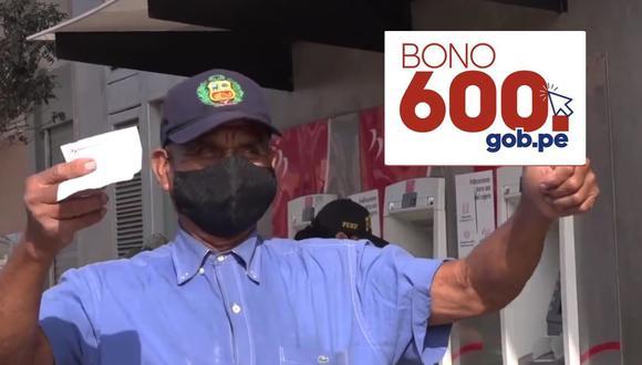 Desde este viernes 26 de febrero se entregará el bono de 600 soles para los beneficiarios del GRUPO 2. El MIDIS ha informado todos los detalles acerca de ello.