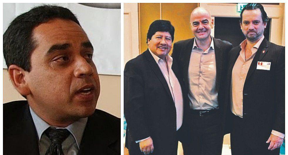 "Juan Baldovino: ""FPF pidió a FIFA que nos sancionen"""